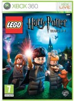 Lego Harry Potter on XBox360 - Also available on PS3, Wii, PC, Nintendo DS and Sony PSP